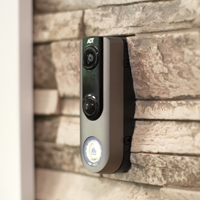 Erie doorbell security camera